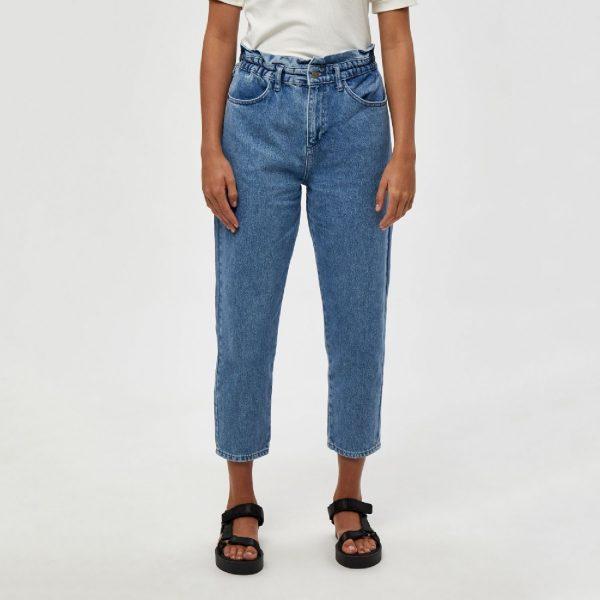 Dina pants Mid-blue Denim | Minus